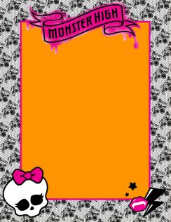 Montagens Monster High